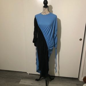 Color block dress! Very flattering size S